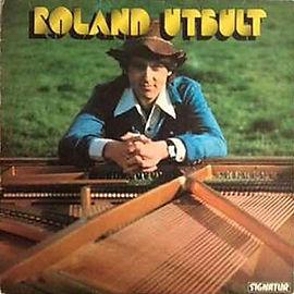 Roland Utbults första självbetitlade LP från 1975