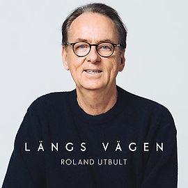 """""""Längs vägen"""" är Roland Utbults CD med nothäfte från 2020."""