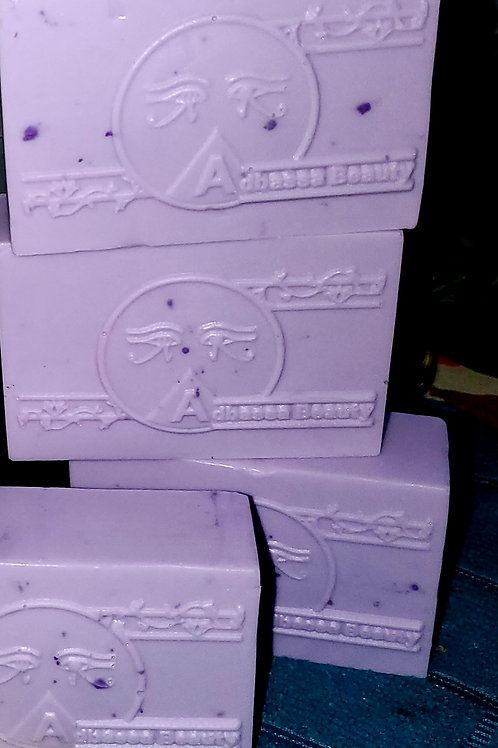 Blueberry  Jojobal oil soap