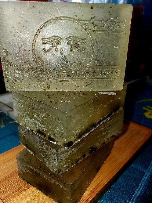 Green tea & aloe soap ( Anti-aging soap)