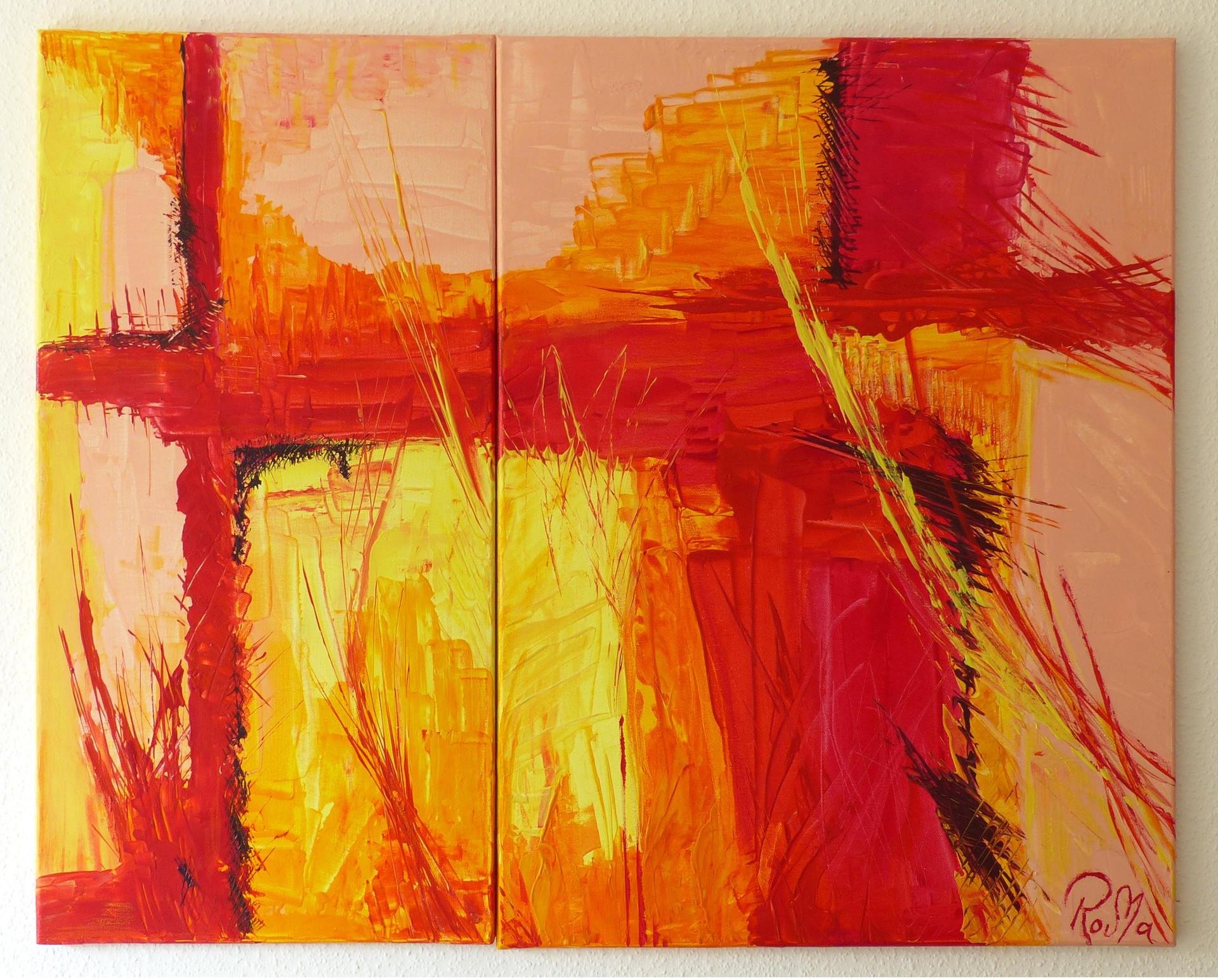 Farben im Kreuzfeuer