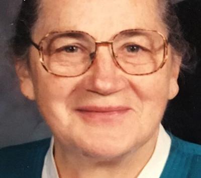 Bertha L. (Byler) Peachey
