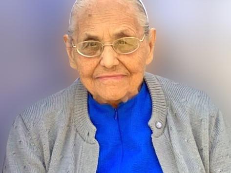 Bertha M. Zook
