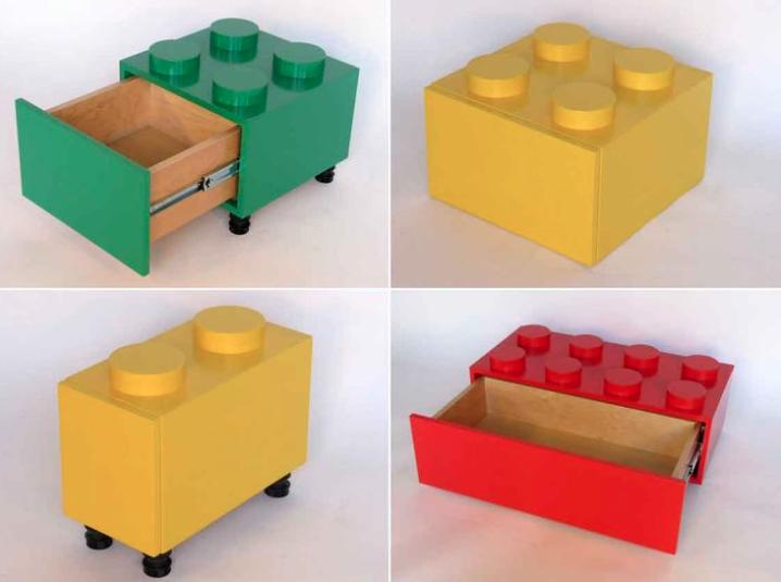 Muebles tipo Lego | Fraccionamiento Los Huertos