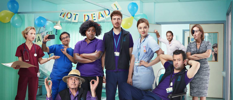 Porters - Season 2 - DAVE