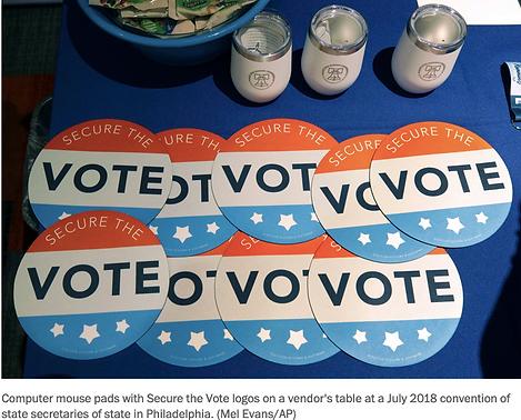 Voter visual