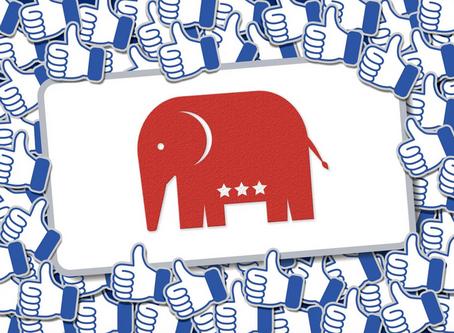 Republican Propaganda on Facebook