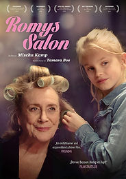 Kapsalon Romy, Romy's Salon movie poster Germany.jpg