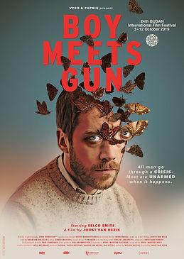 Boy Meets Gun, Joost van Hezik, Pupkin, AD, audiodescriptie, Studio Vermaas