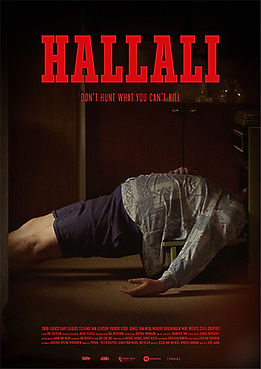 Hallali filmposter officieel.jpg