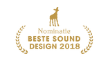 Laureaat Nominatie Best Sound Design 201