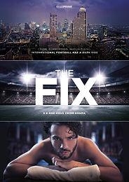 Voetbalmaffia, TheFix, poster English.jp