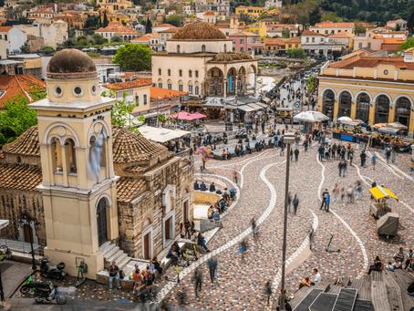 Yunanistan 15 Mayıs'tan İtibaren Yabancı Turistleri Karşılamaya Hazırlanıyor