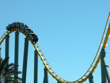 Six Flags, Dünyanın En Uzun, En Yüksek ve En Hızlı Roller Coaster'ını Açıyor