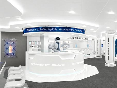 MSC Cruises'ın Yeni Gemisinde Robot Barmen Servis Yapacak