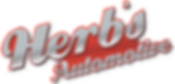 Herb's Automotive, Logo,