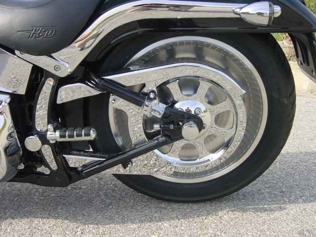 back wheel right