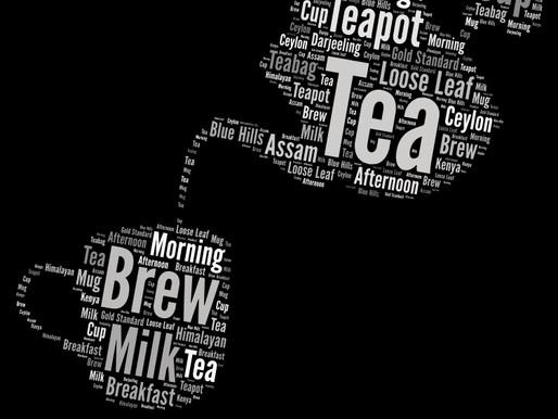 Tea Art - Talking Pour