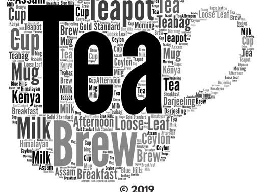 Tea Art - Talking Mug