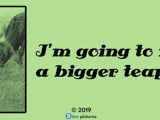 Tea Dog - The Big Teapot
