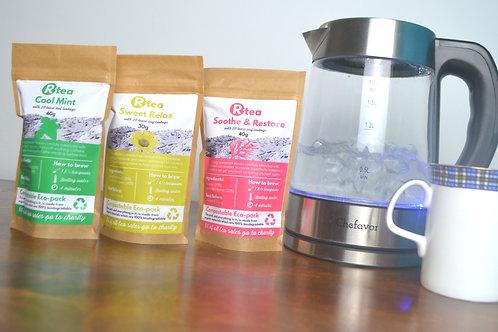 Herbal Tea Trio