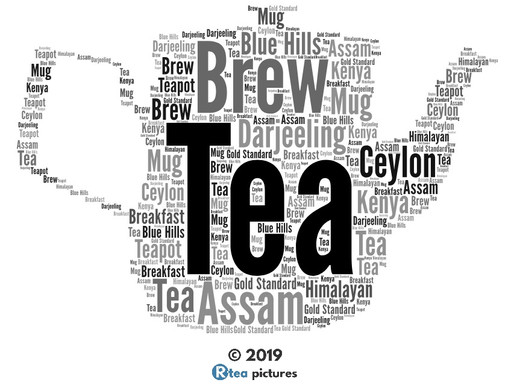 Tea Art - Talking Teapot