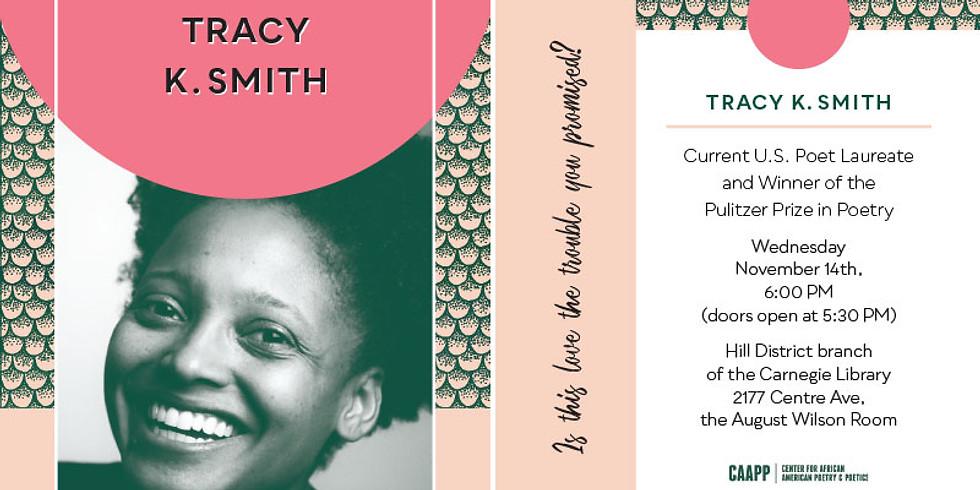 Tracy K. Smith: Poet Laureate