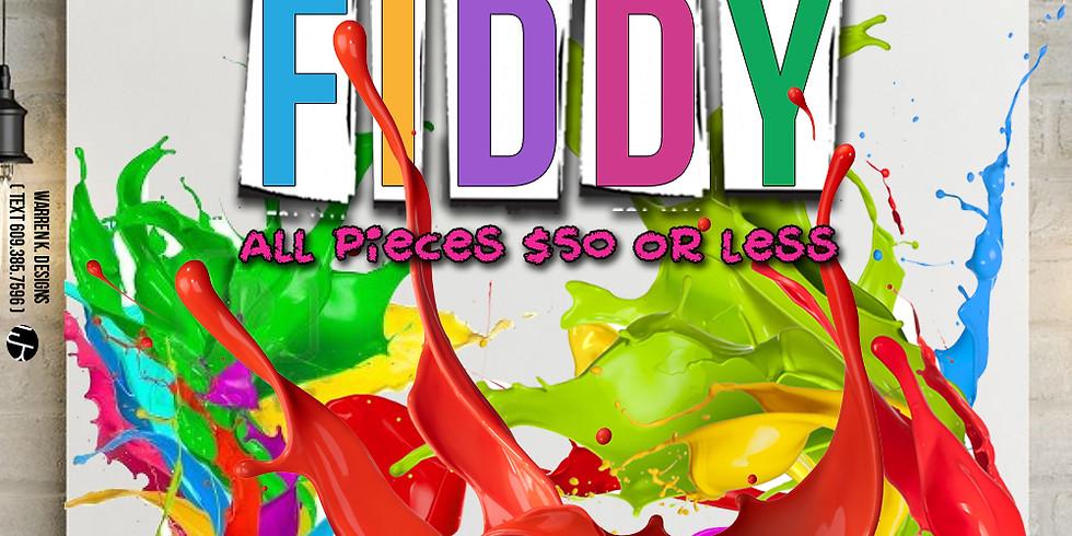 FIDDY: The Art Show