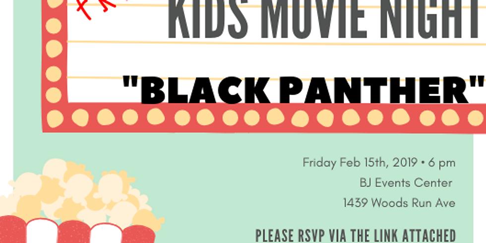 FREE Kids Movie Night