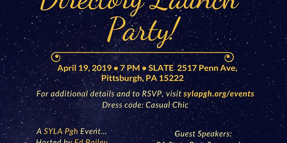 Directory Launch Party