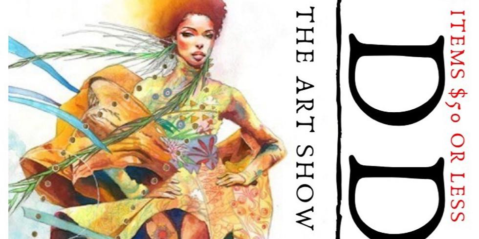 FIDDY2: The Art Show (1)