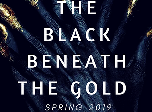 The Black Beneath Th Gold