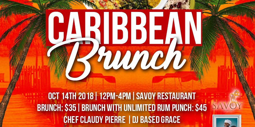 Caribbean Brunch
