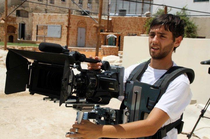 Cinema Jenin | Dreharbeiten