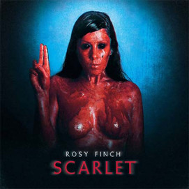 Rosy Finch (Scarlet)