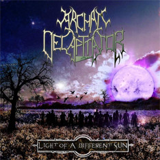 Archaic Decapitator (Light of a Different Sun)