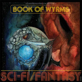 Book of Wyrms (Sci fi Fantasy)