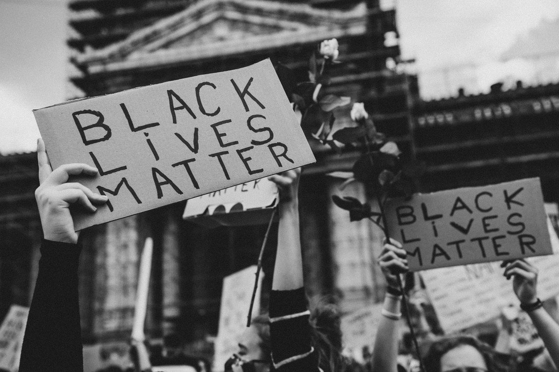 Untitled - #BLM Brussels 2020