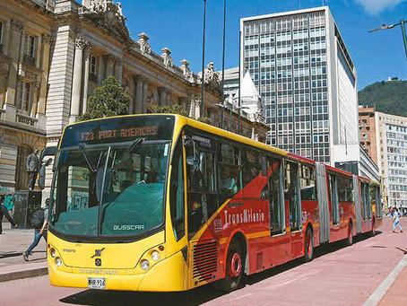 Bogotá, la ciudad con mayor número de buses eléctricos en Latinoamérica