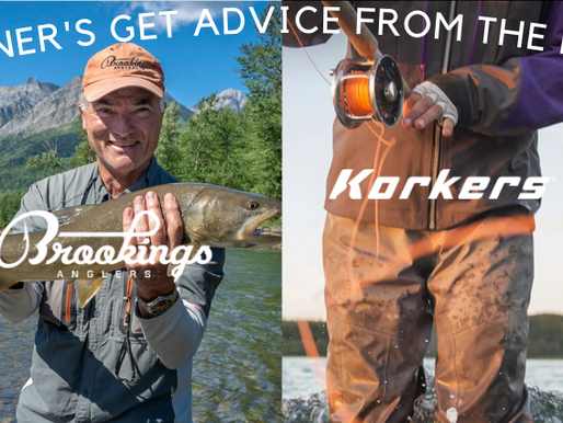 Beginner Fly Fishers Receive Practical Advice From Veteran Casters