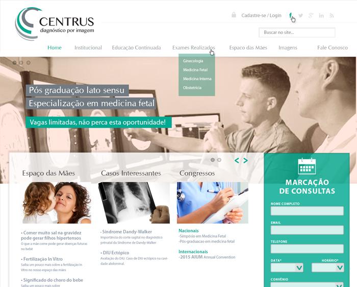 Centrus Image Diagnostics