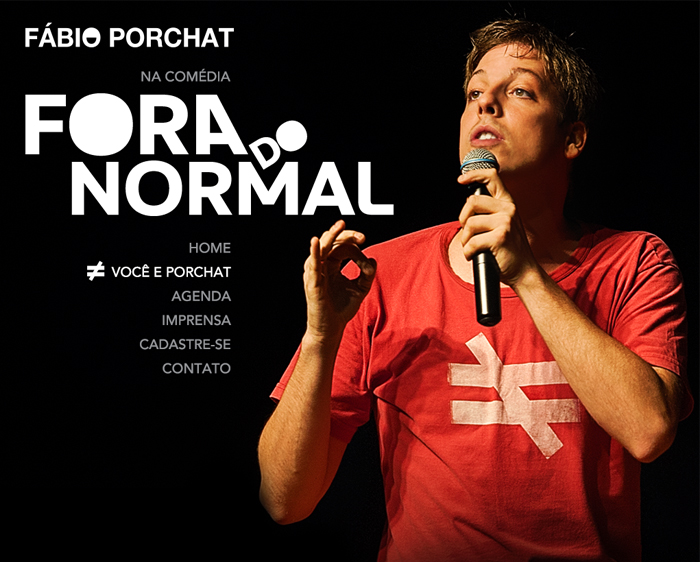 Fábio Porchat - Stand-up Comedian