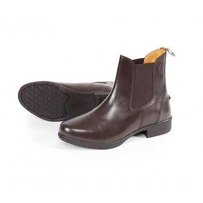 Childs Shires Moretta Lucilla Leather Jodhpur Boots