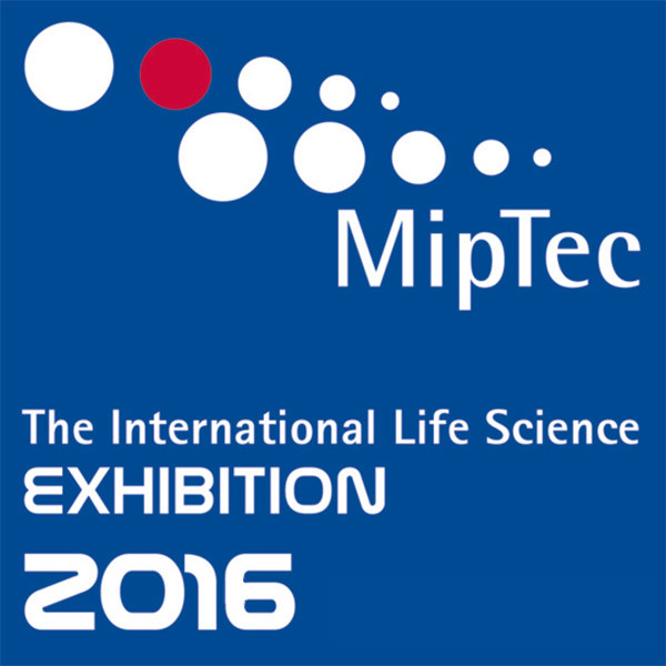 MipTec The International Life Science Exhibition 2016