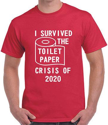 I Survived Toilet Paper