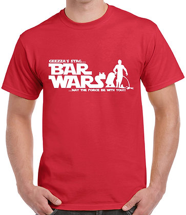 Bar Wars T-Shirt copy