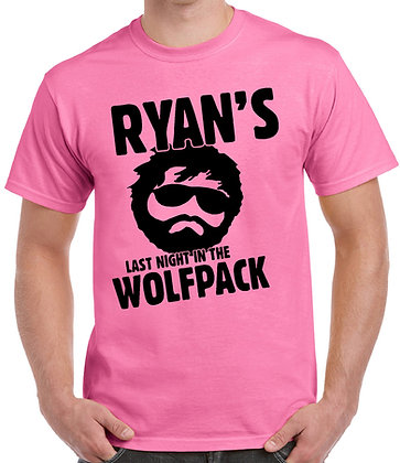 Wolf Pack T-Shirt copy