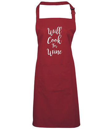 Cook For Wine Apron