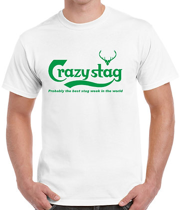Crazystag T-Shirt copy