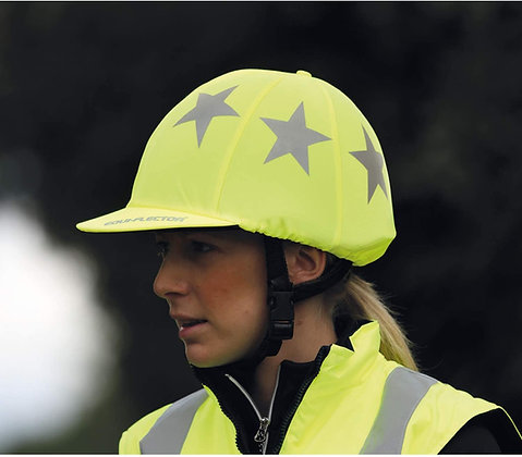 Shires Equi-Flector Hat Cover